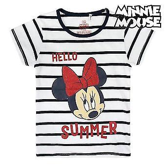 Lasten lyhythihainen T-paita Minni Hiiri 73488