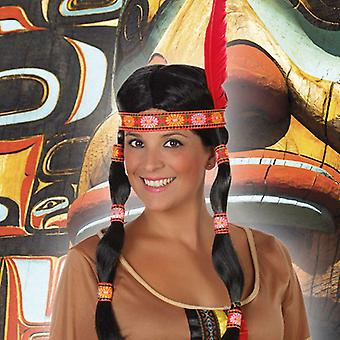 Wigs Indian woman 118974