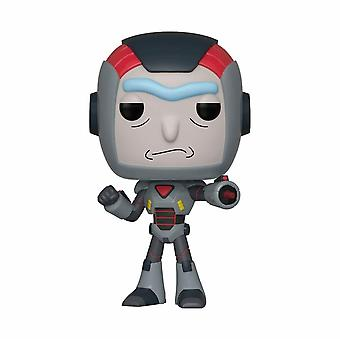 Rick and Morty, Funko Pop! - Purge Suit Rick