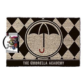 The Umbrella Academy Icon Door Mat
