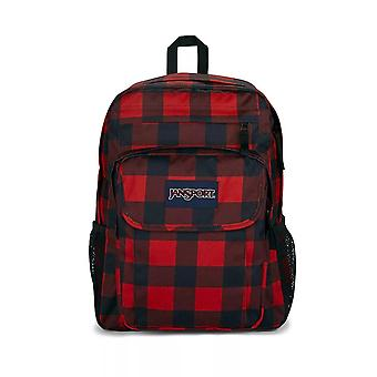 Jansport Union Pack Backpack - Fannel Red