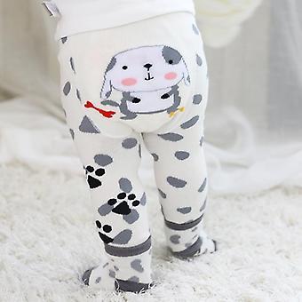 2pcs/set Cartoon Tights Baby Kids Socks+pants