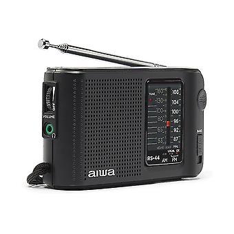 Radios rs-44 pocket radio  nostalgic stylish design