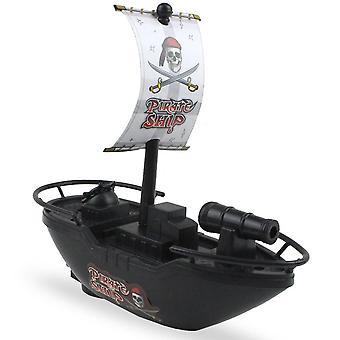 Elektrisches Piratenschiff Segeln Kriegsschiff Modell Spielzeug