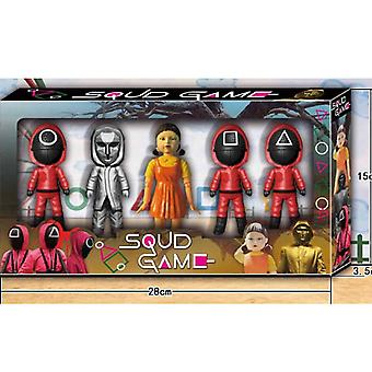 Squid Game Doll Villain Toy
