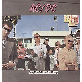 Ac/Dc - Dirty Deeds Done Dirt Cheap [Vinyl] USA import