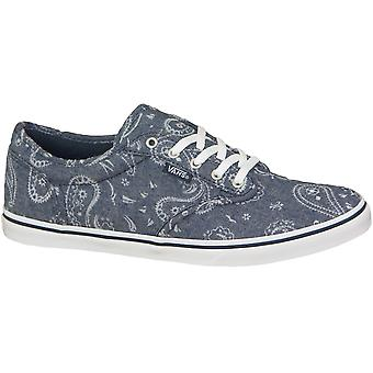Vans Atwood Low Flocked VZUOK3F Womens sports shoes