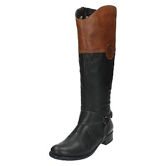 Ladies Remonte High Leg Boots R6474