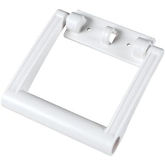 IGLOO Replacement 25-75 Quart Swing-Up Cooler Handles - White