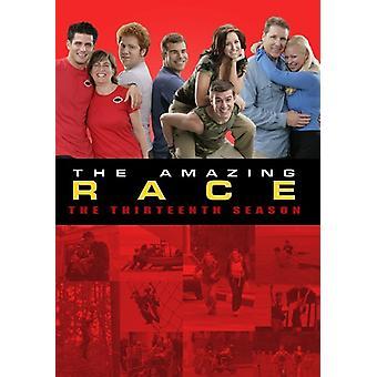 Amazing Race: Season 13 [DVD] USA import