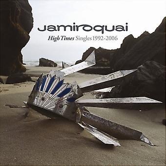 Jamiroquai - High Times: Singler 1992-2006 [CD] USA import