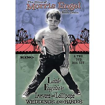 Filmer av Morris Engel [DVD] USA import