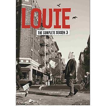 Louie säsong 3 [DVD] USA import
