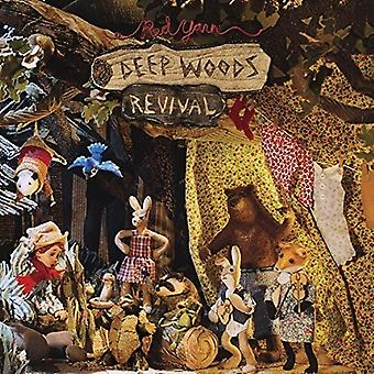 Red Yarn - Deep Woods Revival [CD] USA import