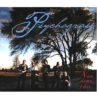 Psychograss - Now Hear This [CD] USA import