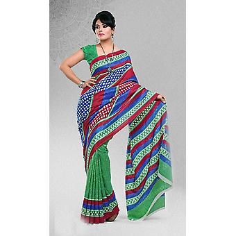 Amritambu Bollywood Designer partito indossare Sari saree