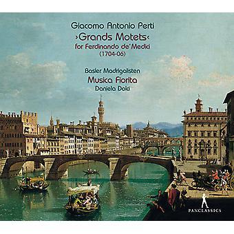 Madrigalisten / Musica Fiorita / Dolci - Grand Motets for Ferdinando De' Medici [CD] USA import