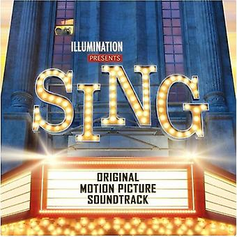 Sing / O.S.T. - Sing / O.S.T. [CD] USA import
