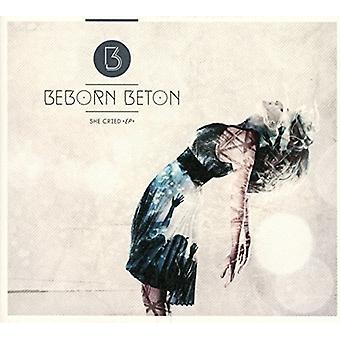 Beborn Beton - She Cried [CD] USA import