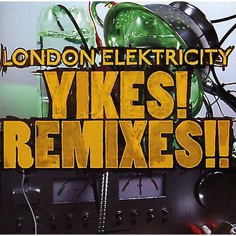 London Elektricity - Yikes Remixes [CD] USA import