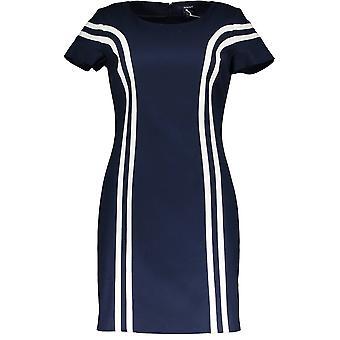 GANT Womens Short vestido - azul