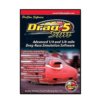 COMP Cams 181601 DragSim5 Software