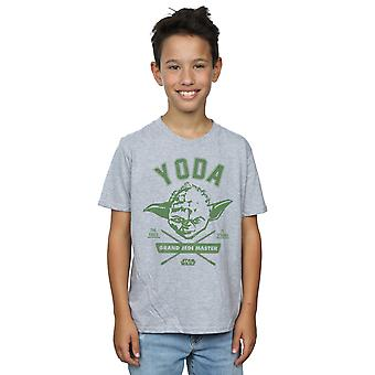 Star Wars Yoda Stiftskirche T-Shirt Boys
