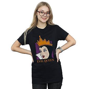الشر الملكة ديزني للمرأة اقتصاص رأسه صديقها تناسب القميص