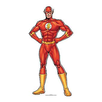 De Flash DC Comics Mini Kartonnen Cutout / Standee / Standup