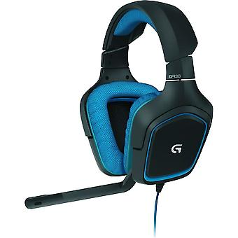 Logitech G430 Gaming Headset per PC Gaming, PS4, Xbox One con Surround 7.1 Dolby
