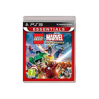 LEGO Marvel Super Heroes Essentials - Usine scellée