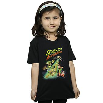 Scooby Doo Girls And The Alien Invaders T-Shirt