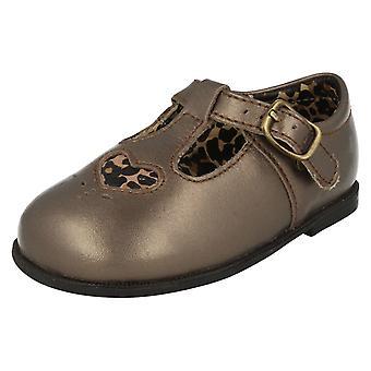 Meisjes Startrite door Myleene Klass T-Bar formele schoenen Carmen