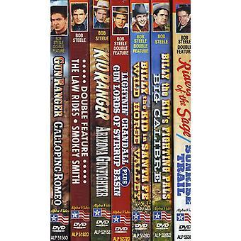 Bob Steele - Bob Steele: Vol. 2-hengen ominaisuus kokoelma [DVD] USA tuonti