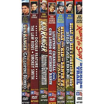 Bob Steele - Bob Steele: Vol. 2-Double Feature Sammlung [DVD] USA import