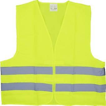 VISO VJXL bezpieczeństwo kamizelka żółty EN 471