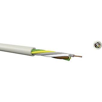 Kabeltronik LiYY Control lead 4 x 0.75 mm² Grey 10407500 Sold per metre