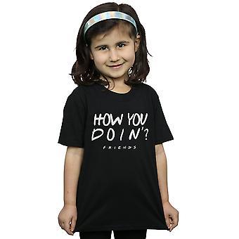 Friends Girls How You Doin? T-Shirt