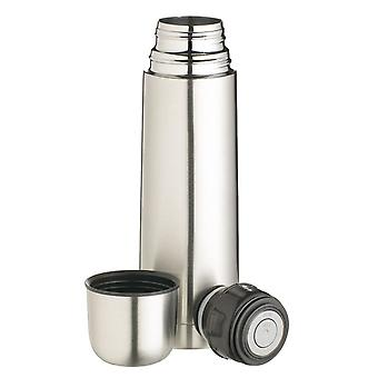 Stainless Steel Vacuum Flask 500ml - Hot Cold Tea Drink Camping Vacuum Bottle