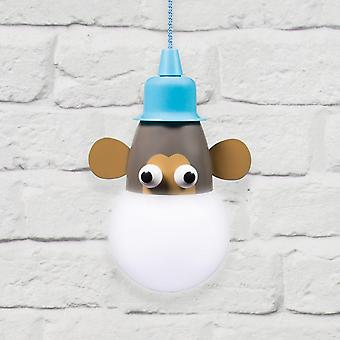 Monkey Pull Light Decoration Home Bedroom Night Light