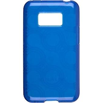 Wireless Solutions Dura-Gel Case for LG Optimus Elite LS696 - Blue