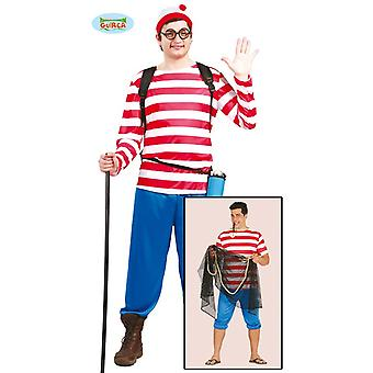 Comic sailor on walk day trippers leisure tourist sailor Walter Gr. M-XL, size: XL