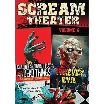 Vol. 6-Children Shouldn't Play with Dead Things/Fo [DVD] USA import