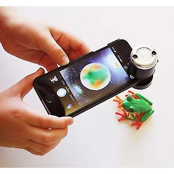 Tedco jouets Smart Phone Microscope - 1.5V