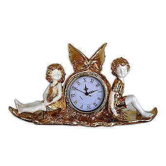 The watch with two angels 38x22x11 cm