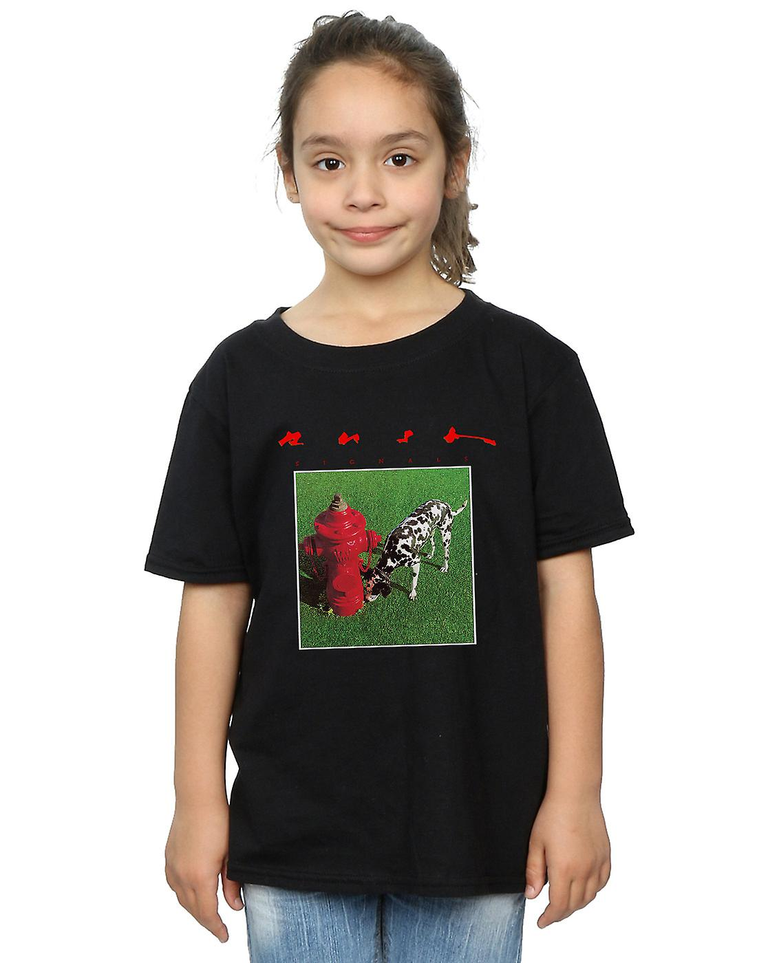 Rush Girls Signals Cover T-Shirt