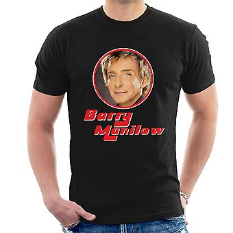 Barry Manilow rétro Photo Frame T-Shirt homme