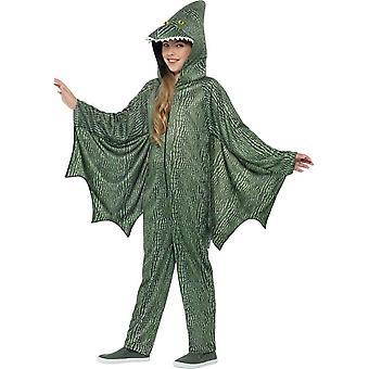 Pterodactyl Dinosaur Costume, Large Age 10-12
