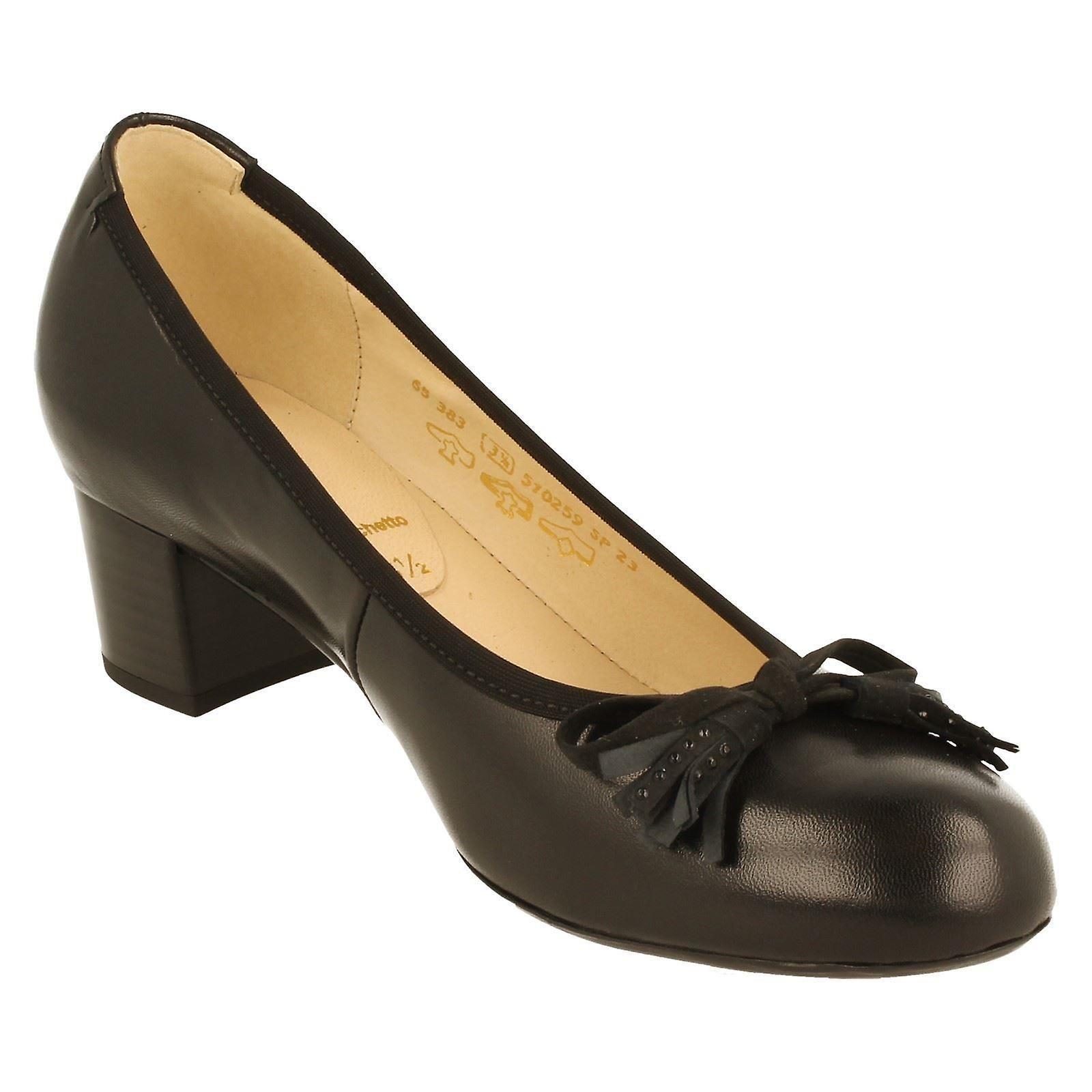 Ladies Gabor Court Shoes 65383