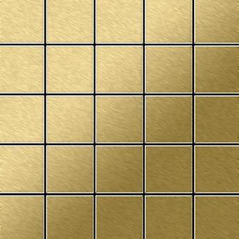 Metal mosaik Titanium ALLOY Century-Ti-GB